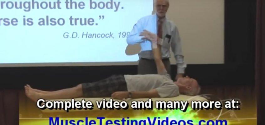 CranioSomatics® for Touch for Health by Dallas Hancock, PhD(c), DC, LMT